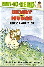 """<font title=""""Ready-To-Read Level 2. Henry and Mudge #12 : And the Wild Wind (Paperback)"""">Ready-To-Read Level 2. Henry and Mudge #...</font>"""