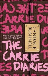 """<font title=""""The Carrie Diaries #1 (Mass Market Paperback)"""">The Carrie Diaries #1 (Mass Market Paper...</font>"""