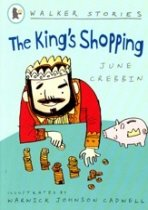 Easy Stories : The King's Shopping (Paperback + CD)