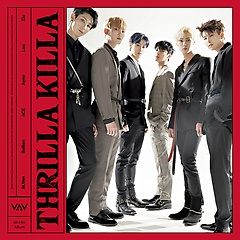브이에이브이(VAV) - Thrilla Killa [4th Mini Album]