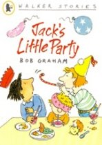 Easy Stories : Jack's Little Party (Paperback + CD)