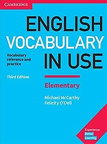 "<font title=""English Vocabulary in Use: Elementary with Answers (Paperback/ 3rd Ed.)"">English Vocabulary in Use: Elementary wi...</font>"