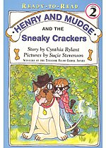 """<font title=""""Ready-To-Read Level 2. Henry and Mudge #16 : And the Sneaky Crackers (Paperback)"""">Ready-To-Read Level 2. Henry and Mudge #...</font>"""