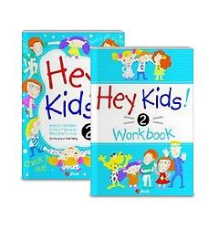 "<font title=""Hey Kids! 2 (교재+CD:1) + Hey Kids! 2 Workbook 패키지"">Hey Kids! 2 (교재+CD:1) + Hey Kids! 2 Wo...</font>"