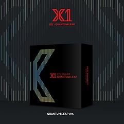 X1(엑스원) - 비상 : QUANTUM LEAP [1st Mini Album][QUANTUM LEAP Ver.][키트앨범]