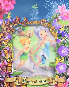 """<font title=""""Disney TinkerBell and the Secret Of the Wings: Magical Story With Lenticular (Hardcover)"""">Disney TinkerBell and the Secret Of the ...</font>"""