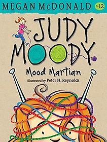 """<font title=""""Judy Moody #12: Judy Moody, Mood Martian (Paperback/ Reprint Edition)"""">Judy Moody #12: Judy Moody, Mood Martian...</font>"""