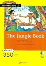 "<font title=""The Jungle Book - Happy Readers Grade 1-7 (Paperback + Audio CD)"">The Jungle Book - Happy Readers Grade 1-...</font>"
