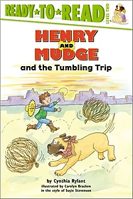 """<font title=""""Ready-To-Read Level 2. Henry and Mudge #27 : And the Tumbling Trip (Paperback)"""">Ready-To-Read Level 2. Henry and Mudge #...</font>"""