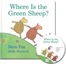 "<font title=""[노부영]Where Is the Green Sheep? (Paperback+Audio CD)"">[노부영]Where Is the Green Sheep? (Paper...</font>"