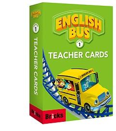English Bus Starter 1 Teacher Cards