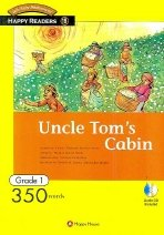Uncle Tom's Cabin - Happy Readers Grade 1-10 (Paperback+ Audio CD)