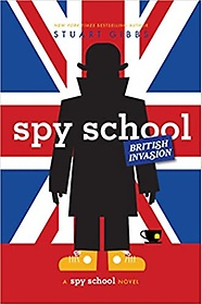 Spy School British Invasion (Hardcover)
