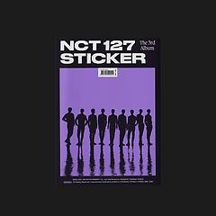 엔시티 127(NCT 127) 3집 - Sticker [Sticker Ver.]