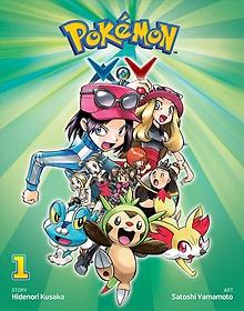 Pokemon Xy 1 (Paperback)