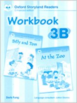 Oxford Storyland Readers 3B Workbook - Billy and Tom, At the Zoo (Paperback)