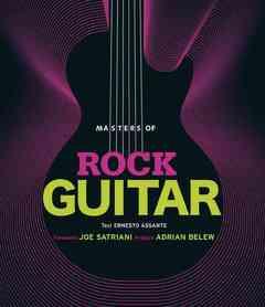 Masters of Rock Guitar (Hardcover)