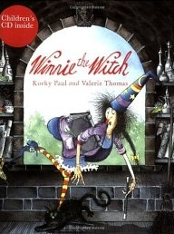 Winnie the Witch (Paperback +CD)
