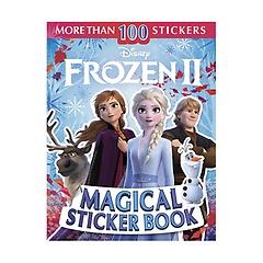 """<font title=""""Disney Frozen 2 Magical Sticker Book (Paperback)"""">Disney Frozen 2 Magical Sticker Book (Pa...</font>"""