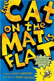 """<font title=""""The Cat on the Mat Is Flat (Paperback/ Reprint Edition)"""">The Cat on the Mat Is Flat (Paperback/ R...</font>"""