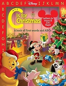 C Is for Christmas (Board Books)