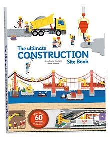 "<font title=""The Ultimate Construction Site Book (Hardcover)"">The Ultimate Construction Site Book (Har...</font>"