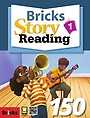 Bricks Story Reading 150: Level 1 (Student Book + Work Book + QR + Ebook Code)