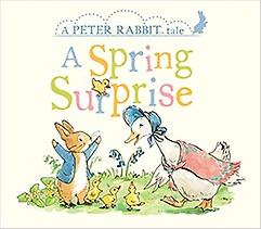 A Spring Surprise (Boardbook)