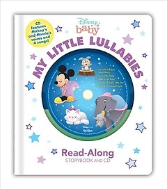 """<font title=""""Disney Baby My Little Lullabies Read-Along Storybook and CD (Board Books)"""">Disney Baby My Little Lullabies Read-Alo...</font>"""