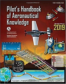"<font title=""Pilots Handbook of Aeronautical Knowledge 2019 (Paperback)"">Pilots Handbook of Aeronautical Knowledg...</font>"
