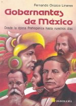 Gobernantes de Mexico = Mexican Rulers (Paperback)  - Spanish Edition