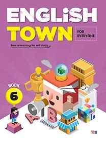 English Town Book 6