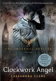 """<font title=""""The Infernal Devices #1: Clockwork Angel (Paperback)"""">The Infernal Devices #1: Clockwork Angel...</font>"""