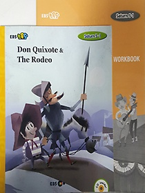 """<font title=""""[EBS 초등영어] EBS 초목달 Saturn 5-1 세트 Don Quixote & The Rodeo"""">[EBS 초등영어] EBS 초목달 Saturn 5-1 세...</font>"""