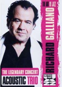 리샤르 갈리아노: 어쿠스틱 트리오 - DVD
