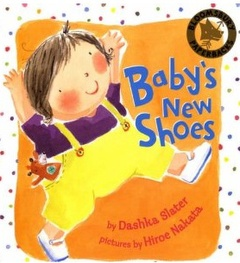 Baby's New Shoes (Paperback)