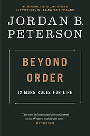 """<font title=""""Beyond Order: 12 More Rules for Life (Hardcover)"""">Beyond Order: 12 More Rules for Life (Ha...</font>"""