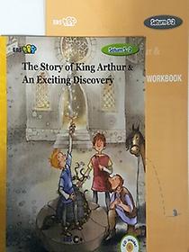 "<font title=""[EBS 초등영어] EBS 초목달 Saturn 5-2 세트 The Story of King Arthur & An Exciting Discovery"">[EBS 초등영어] EBS 초목달 Saturn 5-2 세...</font>"