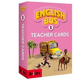 English Bus 3 Teacher Cards
