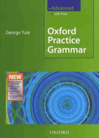 """<font title=""""Oxford Practice Grammar with Answers and CD-ROM :  Advanced (Paperback/ New Edition) """">Oxford Practice Grammar with Answers and...</font>"""