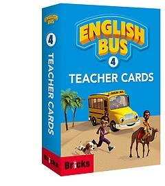 English Bus 4 Teacher Cards