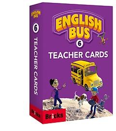 English Bus 6 Teacher Cards