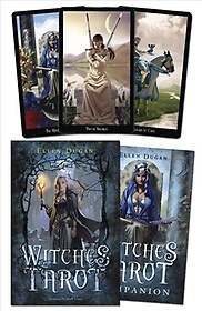 Witches Tarot (Paperback)