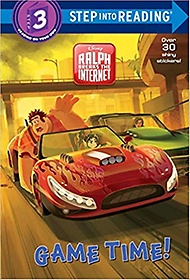 "<font title=""Wreck-it Ralph 2 Step into Reading With Stickers (Paperback)"">Wreck-it Ralph 2 Step into Reading With ...</font>"