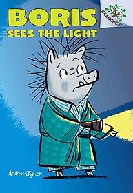 Boris Sees the Light (Library Binding)