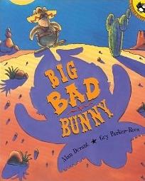 Big Bad Bunny (Paperback)
