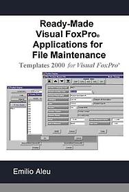 """<font title=""""Ready-Made Visual Fox Pro Applications for File Maintenance (Hardcover) """">Ready-Made Visual Fox Pro Applications f...</font>"""