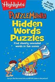 "<font title=""Highlights Puzzlemania Hidden Words Puzzles (Paperback)"">Highlights Puzzlemania Hidden Words Puzz...</font>"