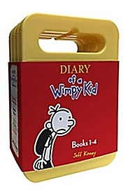 "<font title=""Diary of a Wimpy Kid Boxed Set #1~4 (MP3 CD)"">Diary of a Wimpy Kid Boxed Set #1~4 (MP3...</font>"