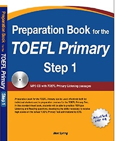 "<font title=""Preparation Book for the TOEFL Primary Step 1"">Preparation Book for the TOEFL Primary S...</font>"
